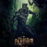 Постер фильма Черная пантера