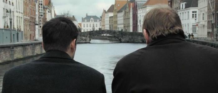 В Брюгге мост