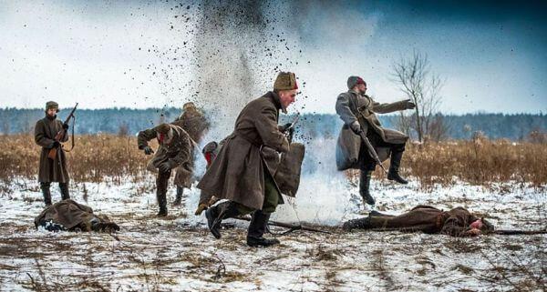 Картинка боя Круты 1918 новинка кино 2019