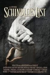 Постер фильма Список Шиндлера